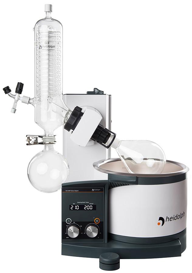 Лабораторный роторный испаритель Hei-VAP Advantage